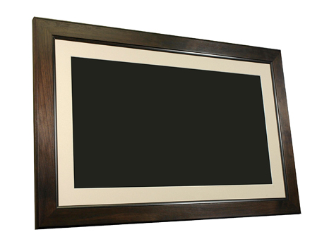 Largest digital picture frame