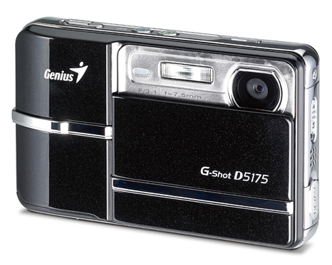 Genius digital camera