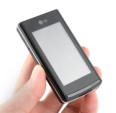 LG T80 MP3 player