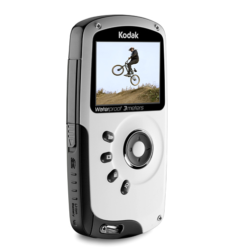 Kodak video camera