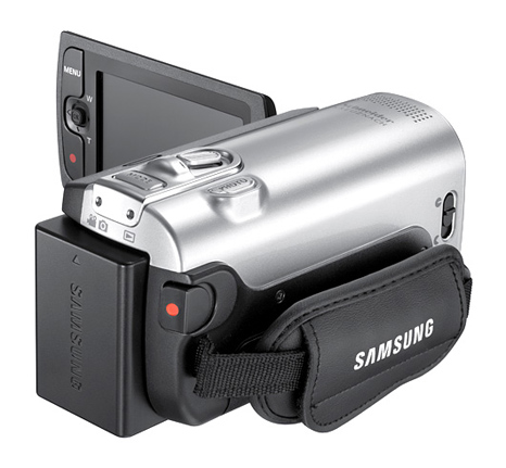 Samsung SMX camcorders