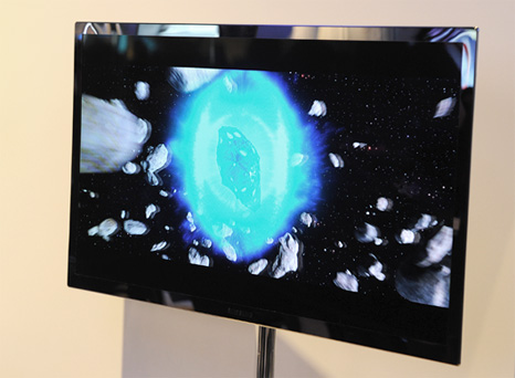 Samsung 3D display