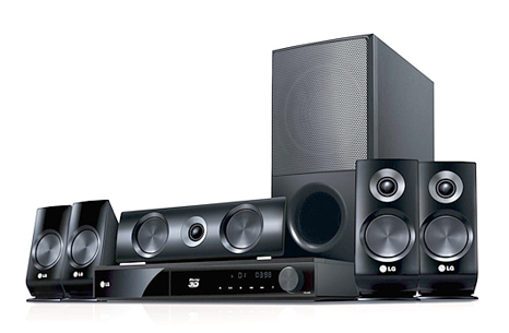 3D Sound Home Cinema System