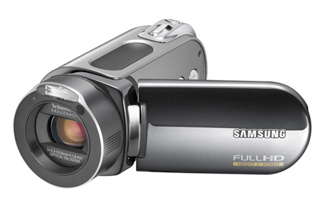 Samsung camcorders
