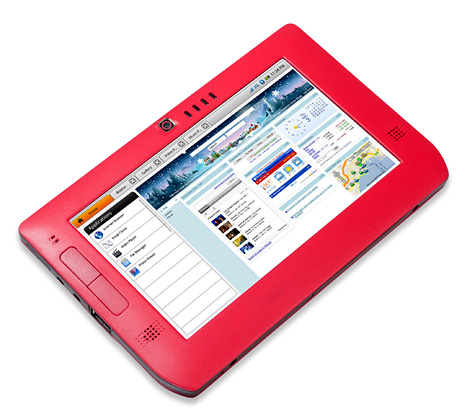 Smartbook tablet